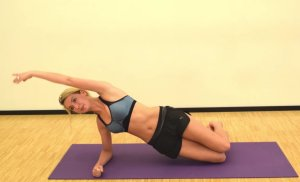 Pilates video claartje