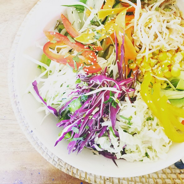 eten in bali healthy