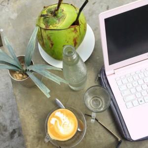 bali coconut drinks