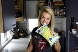 Gezonde kapsalon (Mexicaanse ovenschotel met tortilla chips) - Foodness.nl