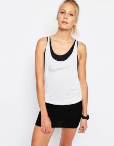 Nike double layer hemd