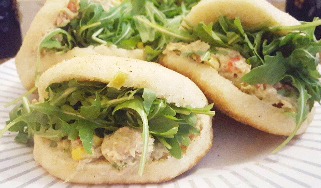 batbot avocado en tonijnsalade