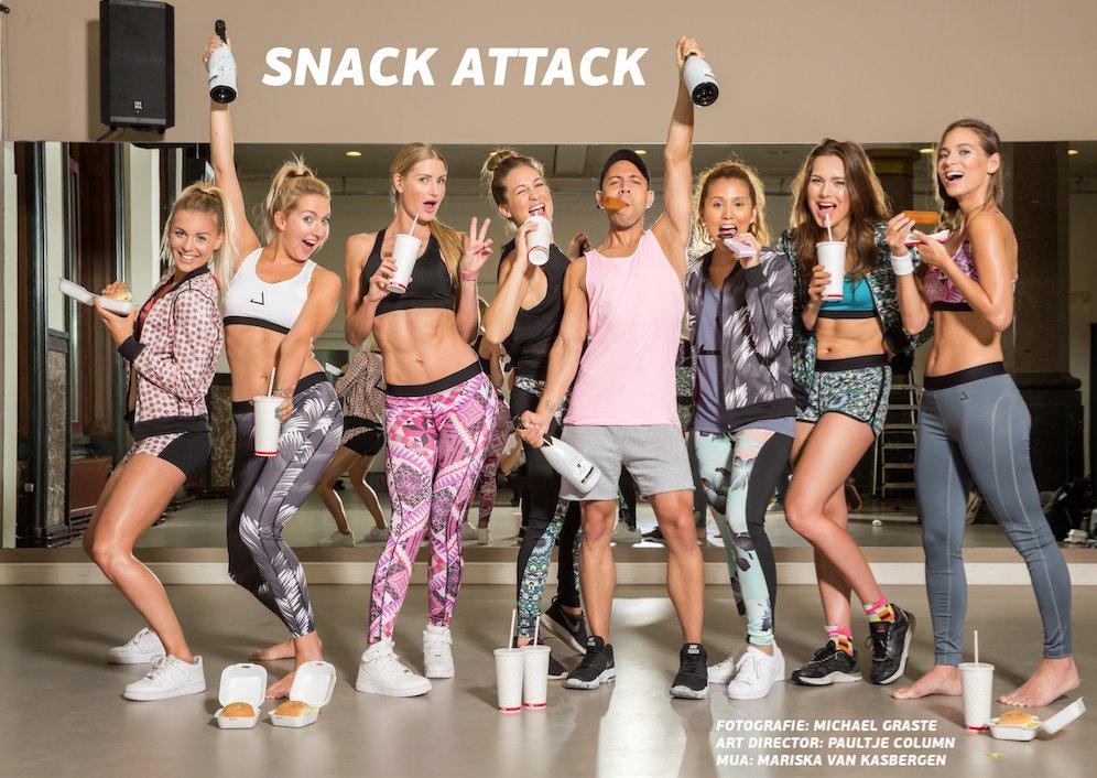 Waarom fitte mensen alles kunnen eten (ja, ook FEBO kroketten)