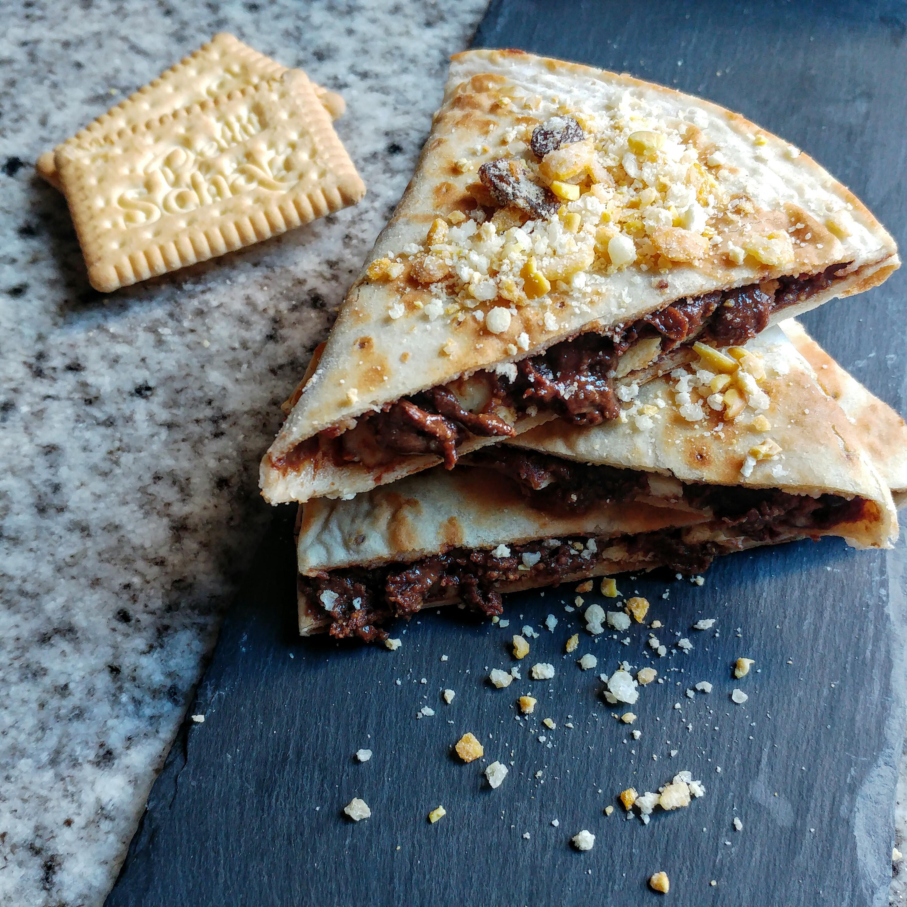 Gevoelig voor gluten? 5 Signalen! + Recept gezonde amandel-cacao-banaan quesadilla