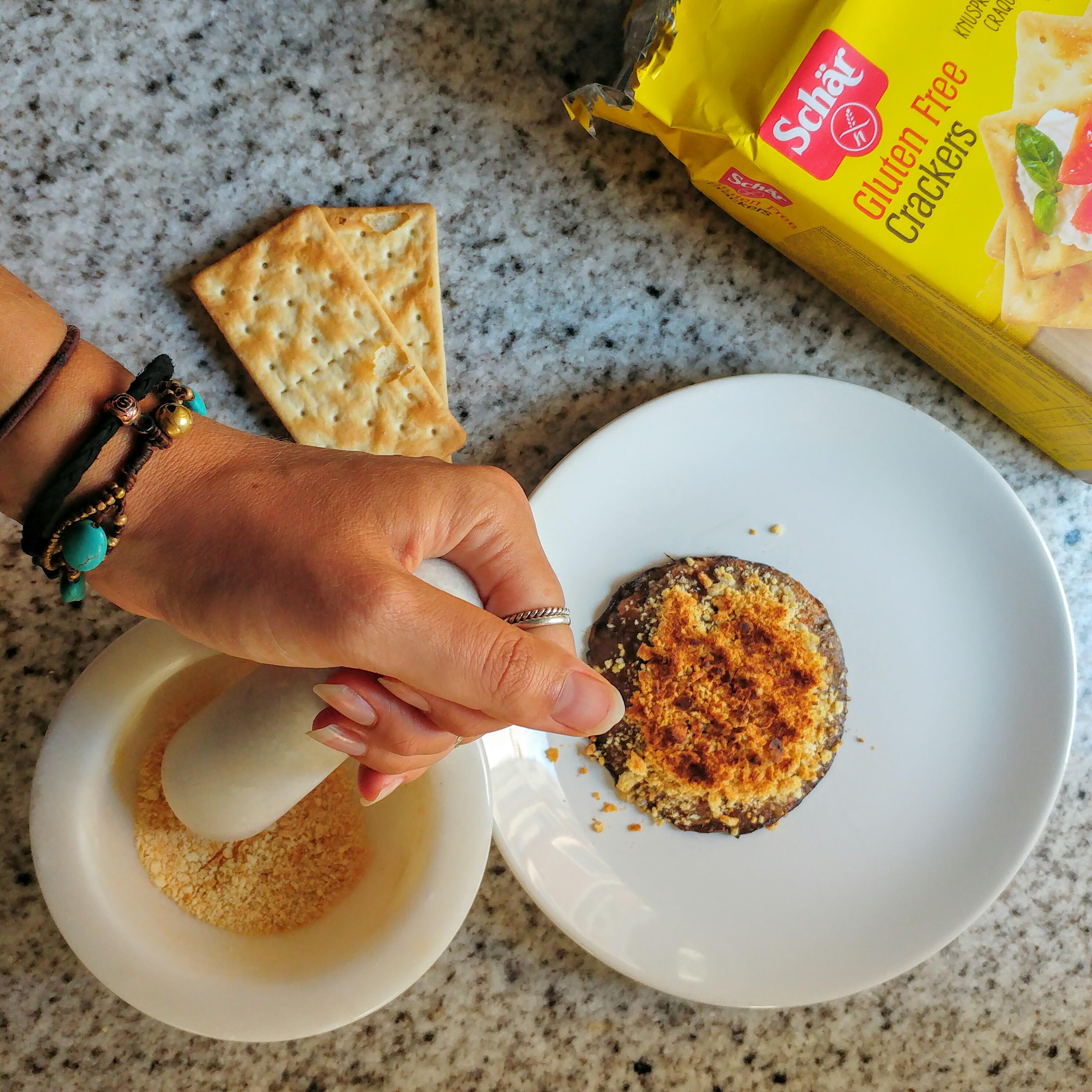 Glutenvrije portobello burgers met blauwe kaas + het verschil tussen glutenintolerantie en tarweallergie