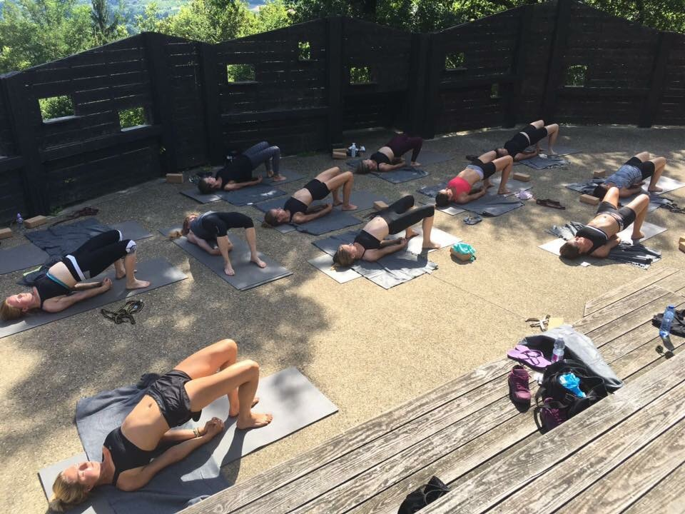 Foto report: Yoga & Food Retreat Italië (Augustus 2016)