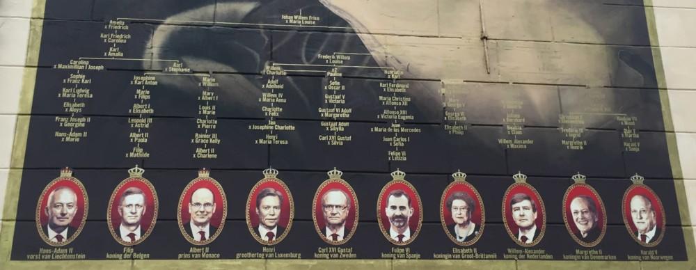 Namen-muurschildering