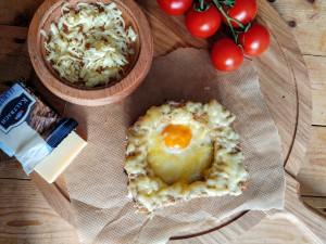 Croque madame met creamy gruyere: perfect katerontbijt