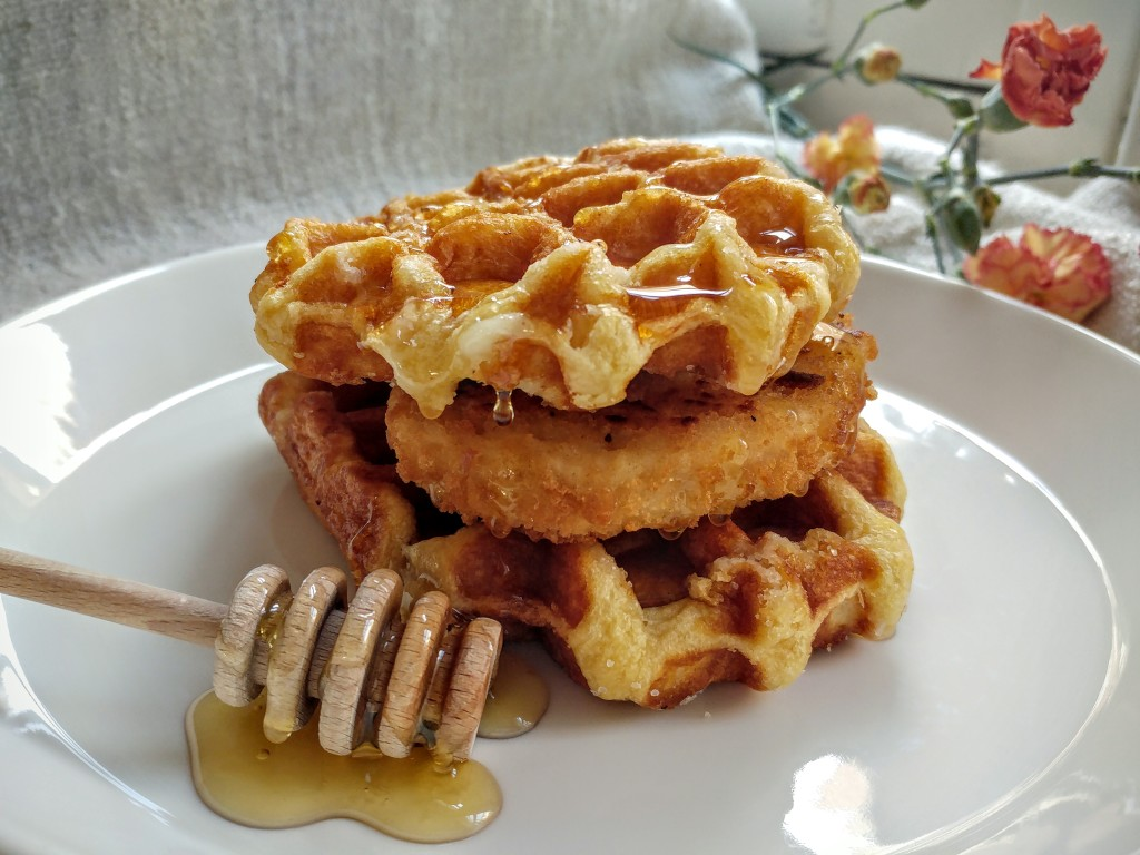Wafel + Burger = 'Wurger' | Food Mash-up #2