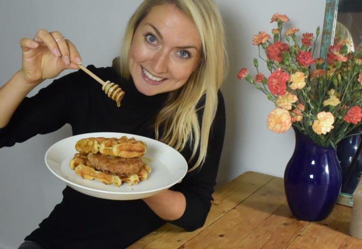 Wafel + Burger = 'Wurger' | Food Mash-up #2