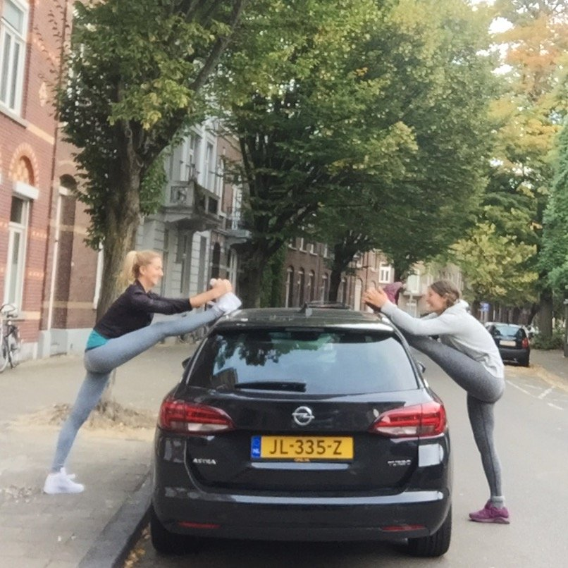 Report: Mini Yoga & Food Retreat in Maastricht