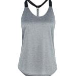 Nike Dri-Fit top grijs