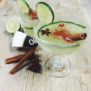 Food pairing: Virgin komkommer-ginger beer cocktail & oude geitenkaas