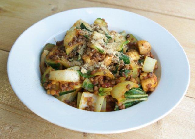 gezonde Italiaanse recept