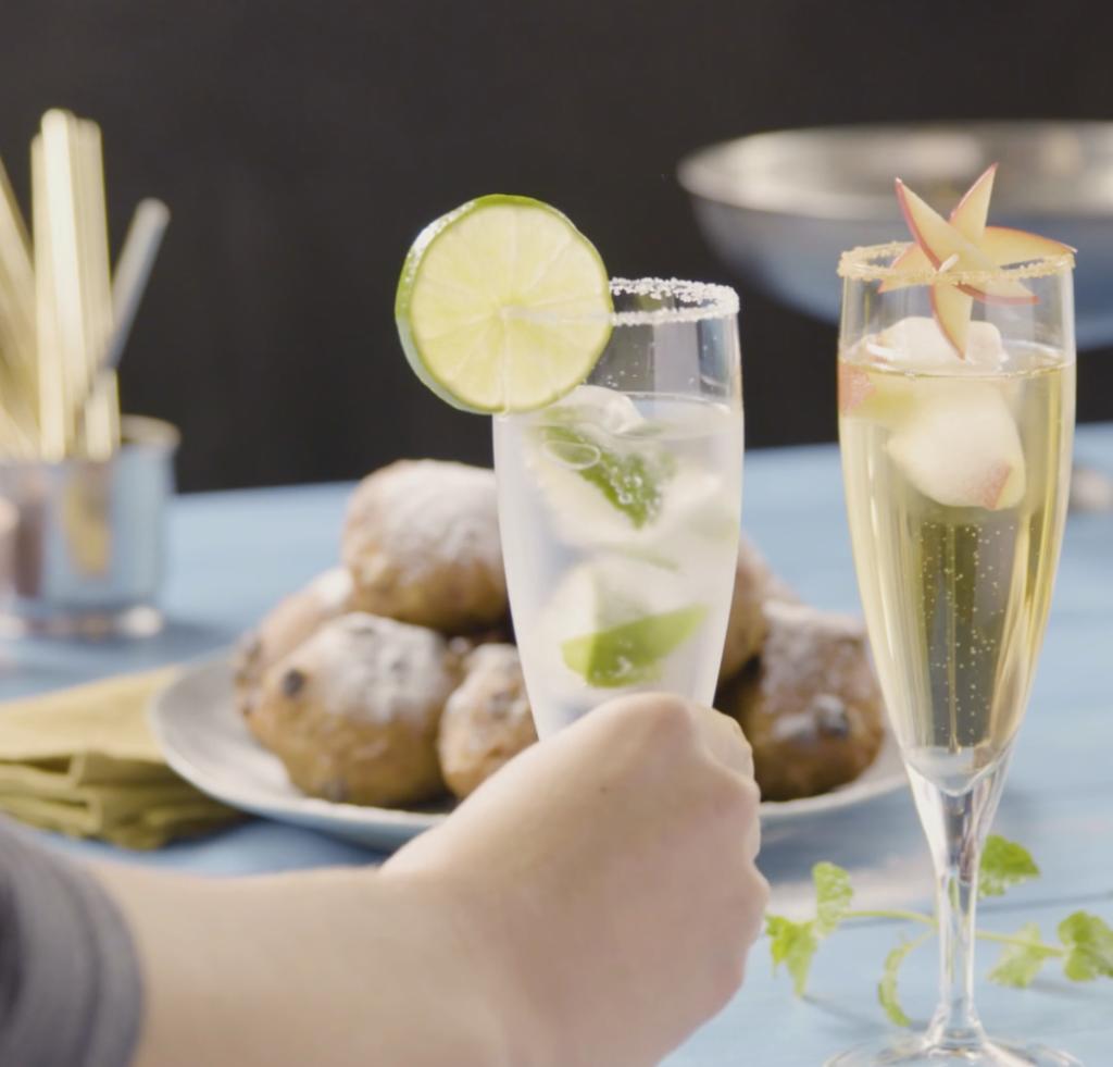 3 Tips om (alcoholvrije) cocktails extra feestelijk te maken