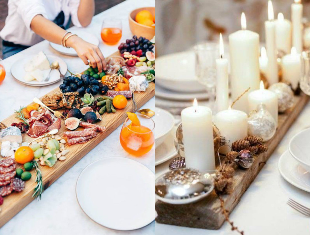 3 Tips voor een feestelijke tafel