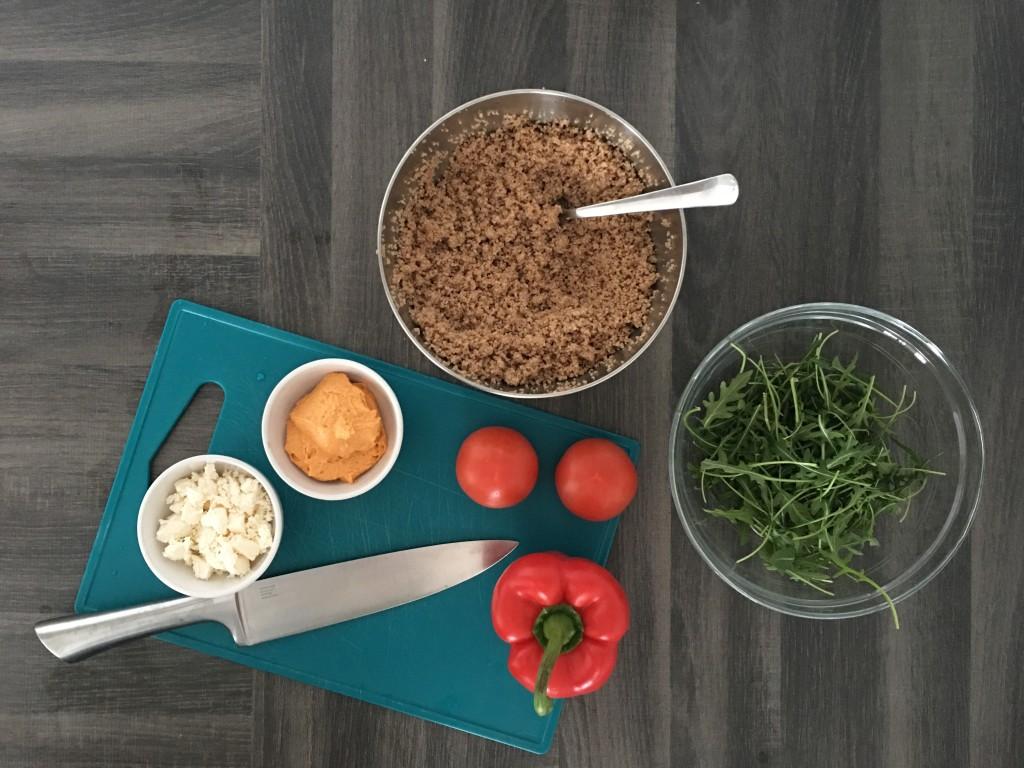 Couscous salade verslaving start nu!