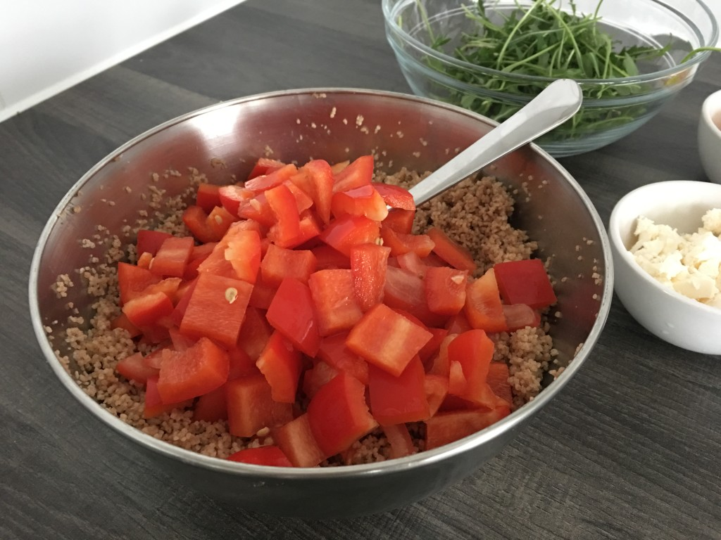 Couscous salade verslaving start nu!