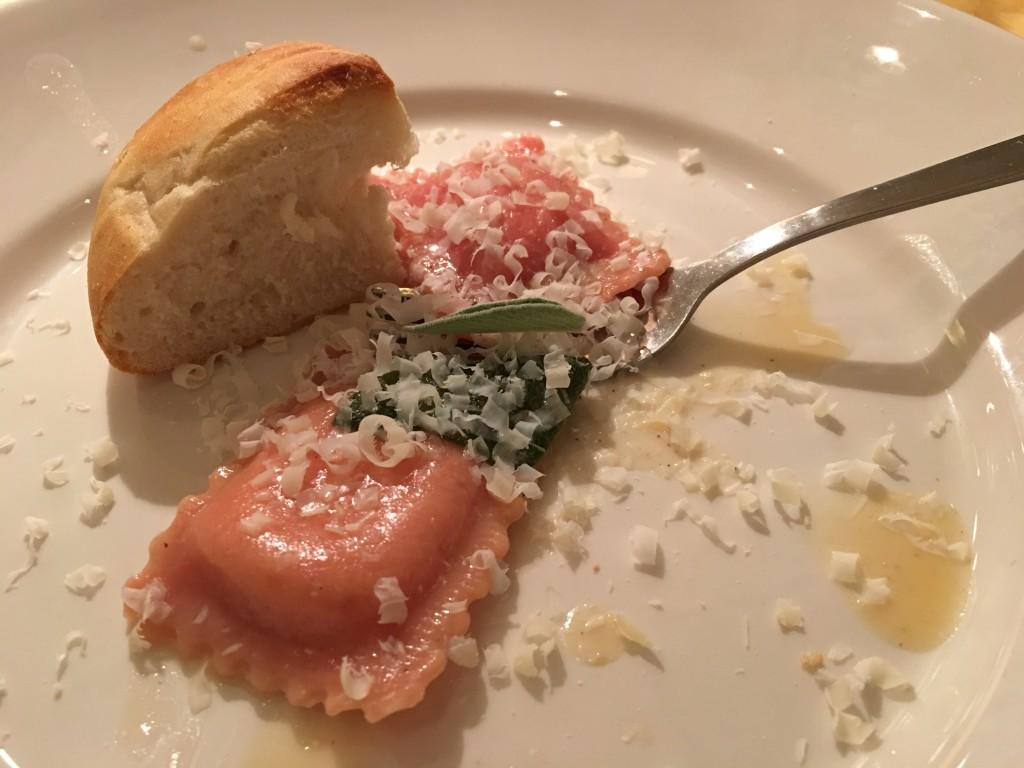 Snelle penne tonijn en kennismaking Spaghetteria Oost
