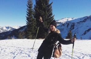 Mandy in Oostenrijk