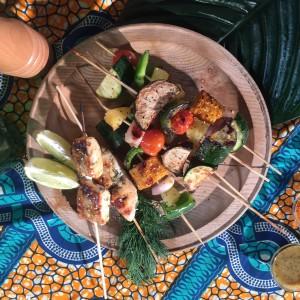Zomer recept: Zuid-Afrikaanse braai (bbq) met vis en groenten (+ win ticket naar ZA!)