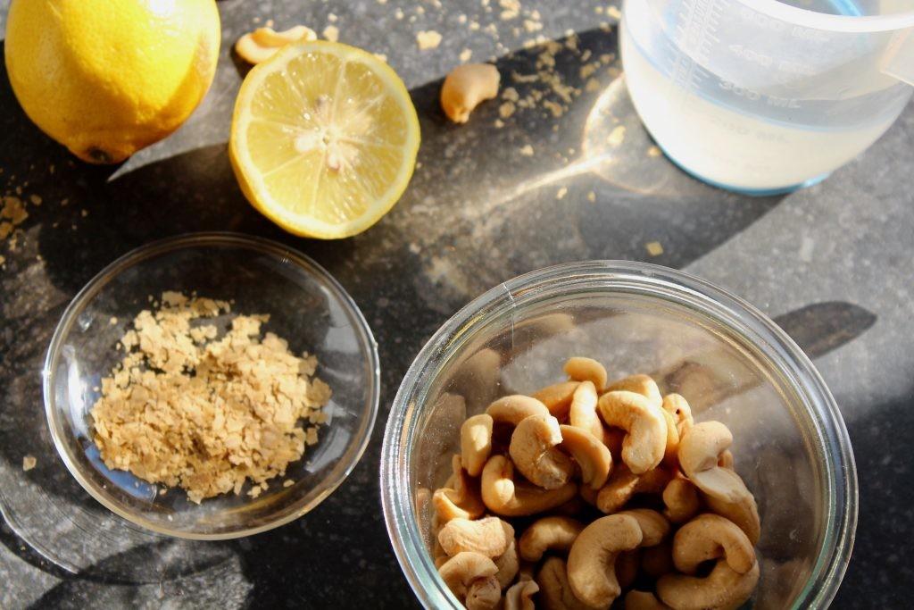 Vegan cashewnotenpasta om je vingers bij af te likken