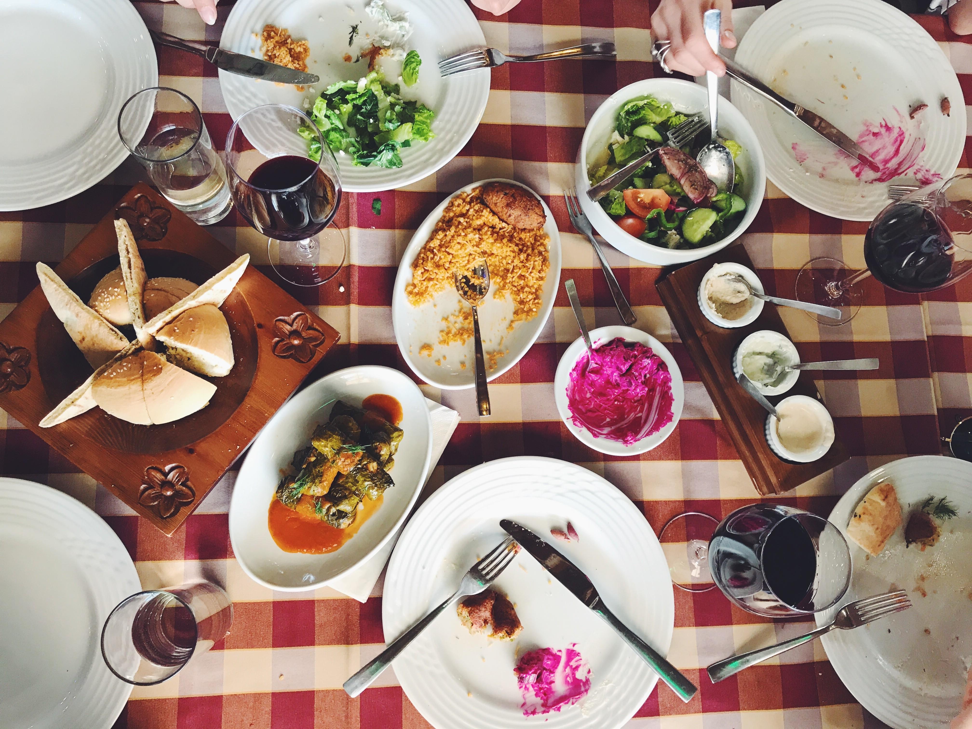 What I eat in a day Cyprus: Kookworkshop op Cyprus & heel veel tzatziki