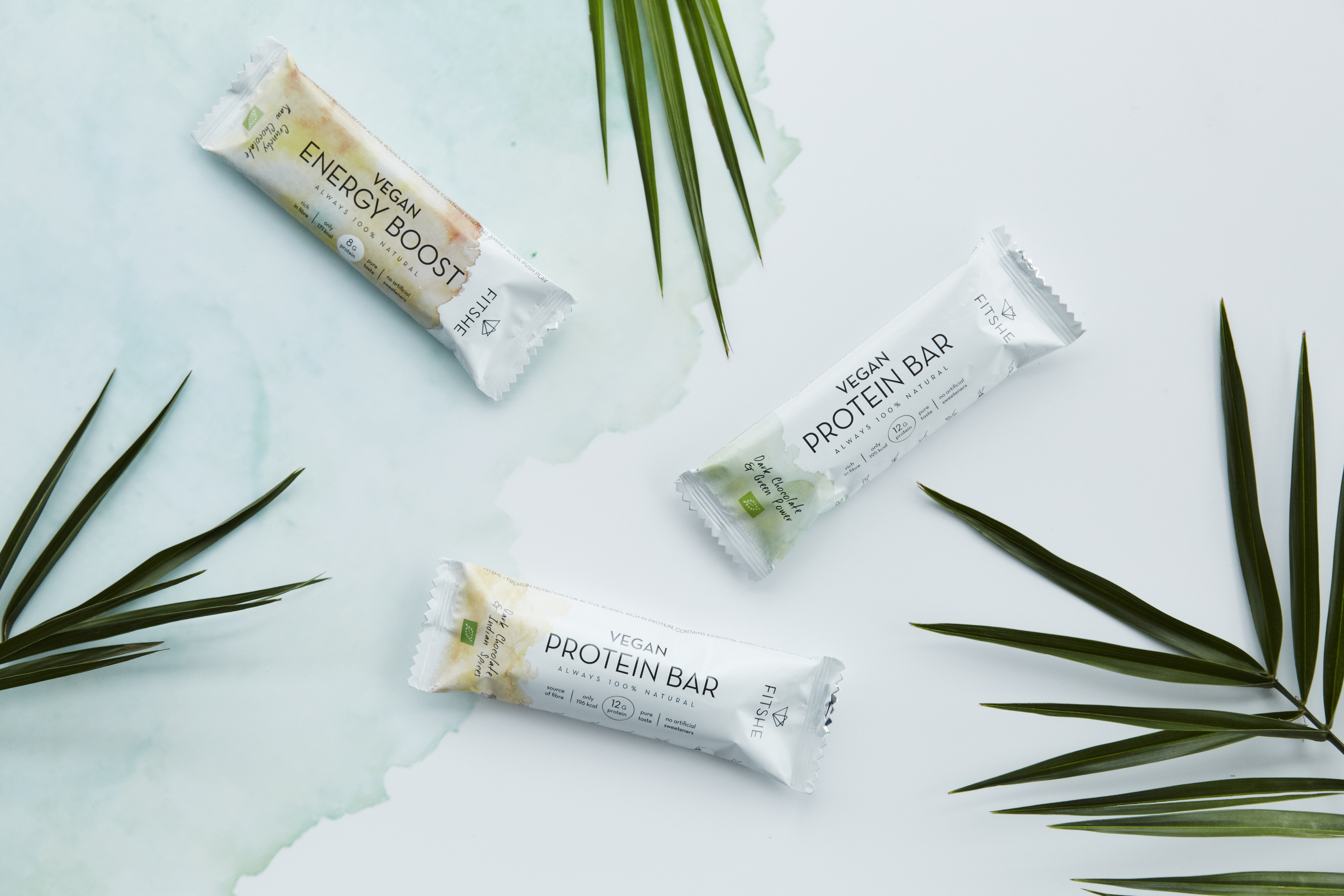 WIN: 3x Fitshe pakket met (vegan) energy bars
