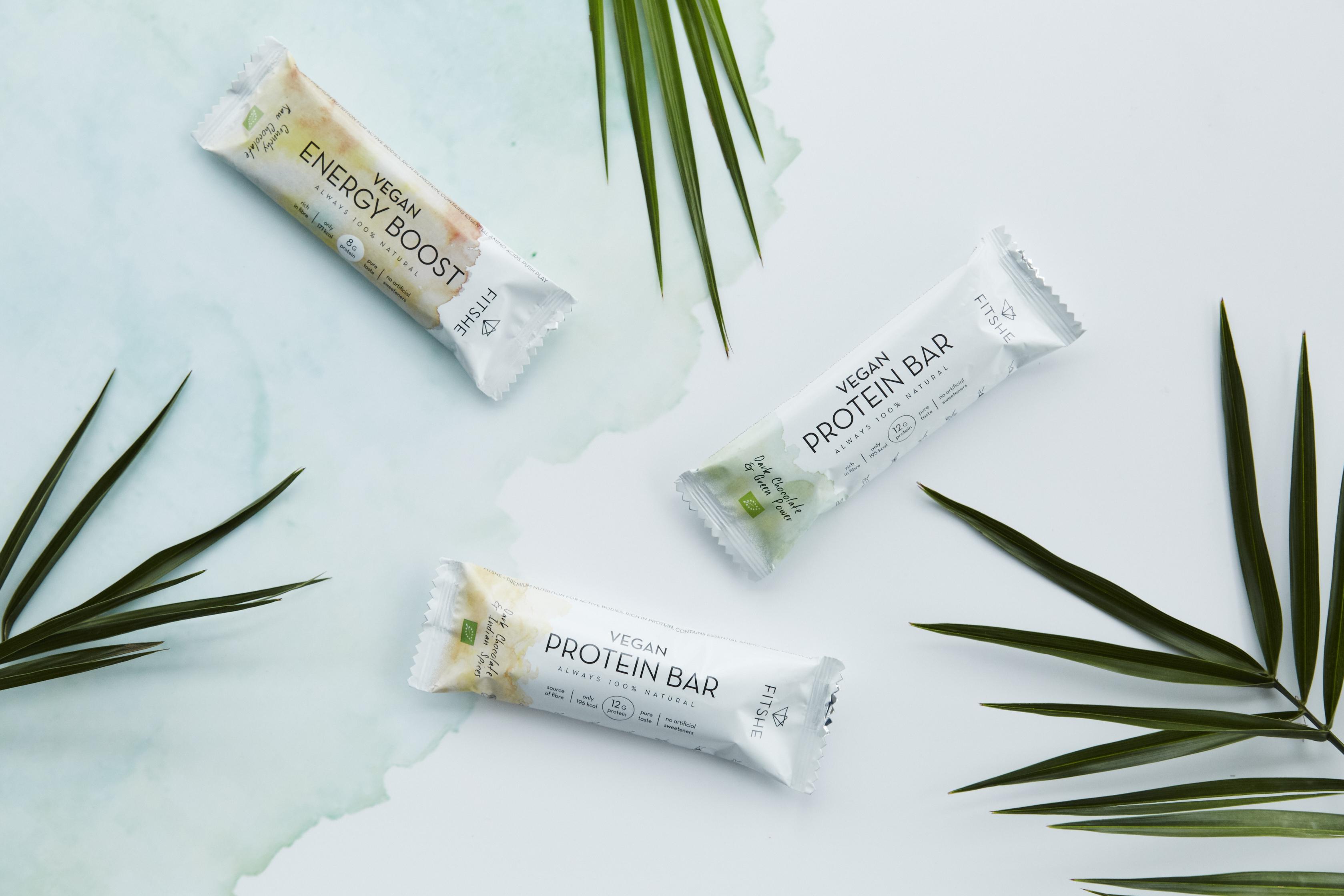 WIN: 3x Fitshe pakket met (vegan) energy bars