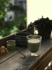 DIY: Matcha Green Latte