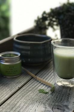 DIY: Matcha Green Latte