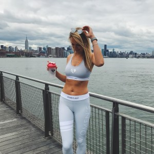 5 Yoga poses I love to do in NYC