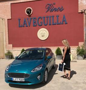 What I eat in a day #13: Fancy road trip door Spanje