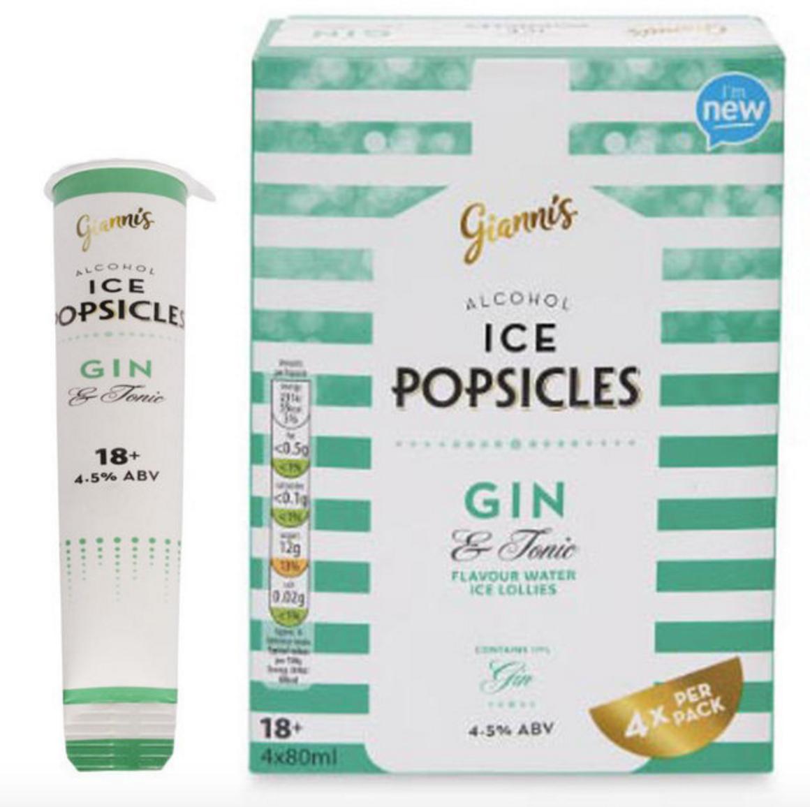 Gin Tonic IJS te koop bij Aldi
