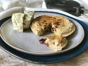 Grote Tosti Test (I): Vuurbrood tosti met blauwe kaas