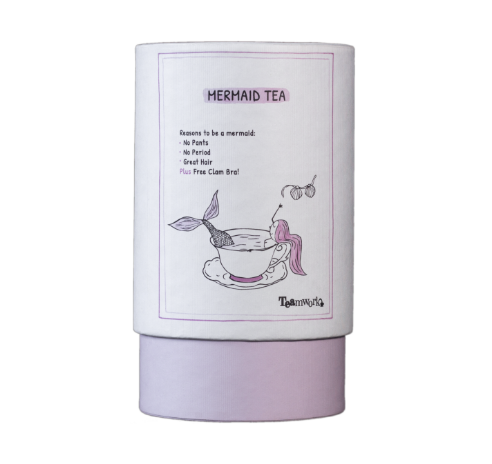 Mermaid Tea (TEAmwork Tea)