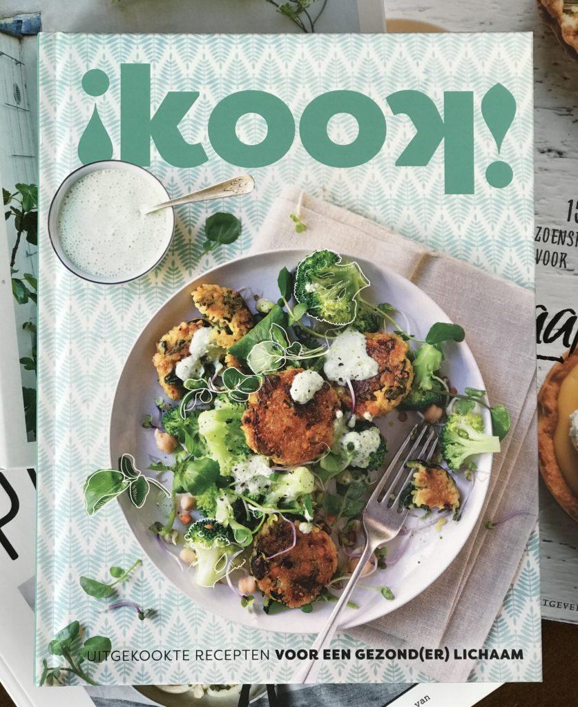 Griesmeelpannenkoekjes + Win: Kookboek !Kook! van tijdschrift Lekker Gezond!