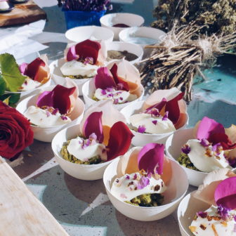 Vlog #1 - Cook-off cheesecake maken in Milaan & hotelkameryoga