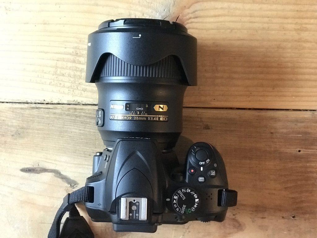Welke lens voor scherpte-diepte? Let op diafragma! | Food fotografie met spiegelreflex DSLR (deel 2)