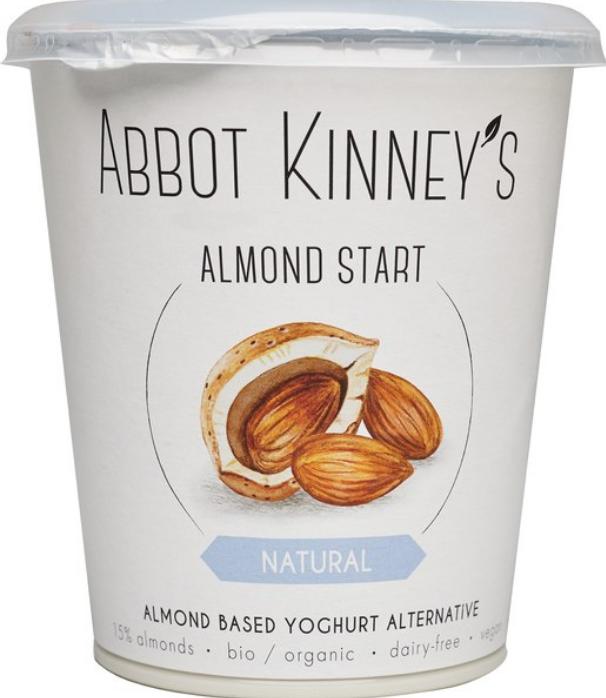 Amandelyoghurt (Abbot Kinney's)