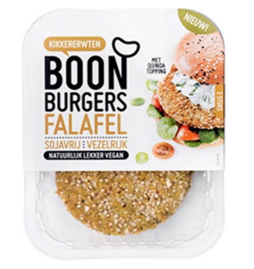 Falafel burger BOON