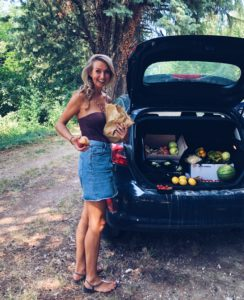 Sunny Cars Yoga & Food Retreat Claartje