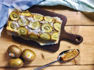 Bananenbrood met kiwi: de lekkerste boost voor je weerstand