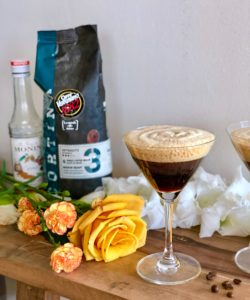 Alcoholvrije koffie cocktail - Italiaanse koffie Caffe Vergnano - Foodness.nl