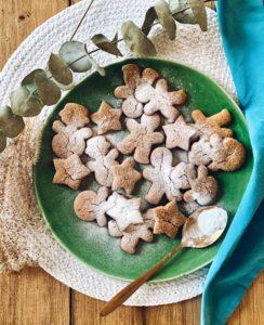 Glutenvrije gemberkoekjes   Makkelijk bakken