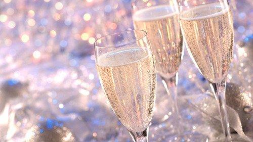 zomerdrankjes champagne