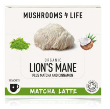 Lion's Mane latte poeder