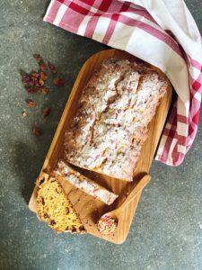 Vers rozijnenbrood met sprinkles | Glutenvrij bakken
