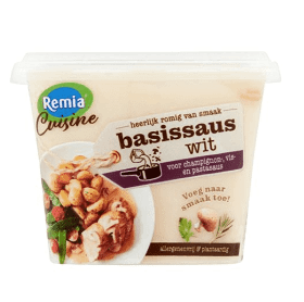 Remia Cuisine basissaus wit
