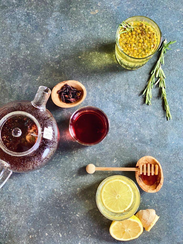 Zelf kruidenthee maken (3 recepten!)